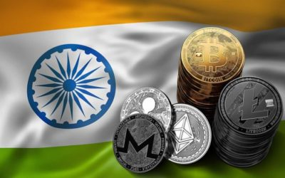Indian Officials Asks Finance Ministry To Ban 'Private Cryptocurrencies'