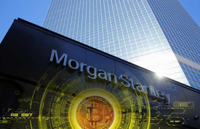 Morgan Stanley | Cryptocurrency | Bitcoin | Institutional Asset Class
