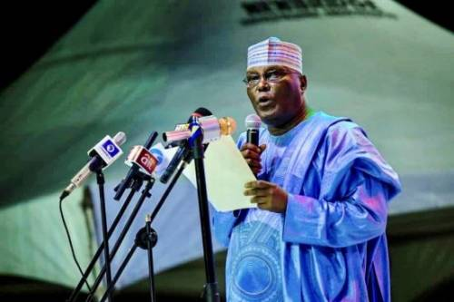 Nigeria | Cryptocurrency | Elections | President | Atiku Abubakar