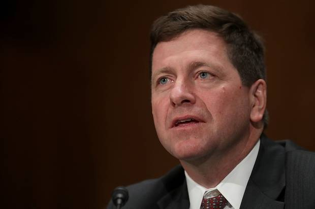 SEC's Chairman Jay Clayton Expects Some Key Upgrades Before Approving Bitcoin ETF
