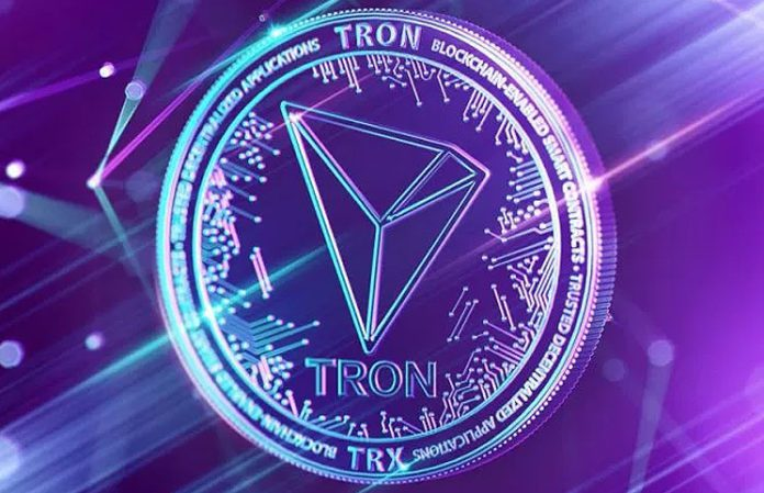 TRON | Transaction Volume | Bitcoin | Ethereum | Bitcoin Cash | XRP
