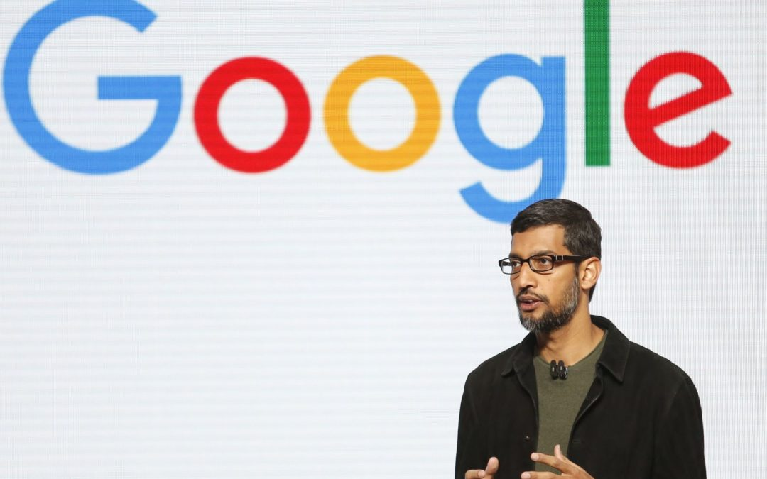 Google CEO Sundar Pichai's 11 Year Old Son Mines Ethereum On Home Computer
