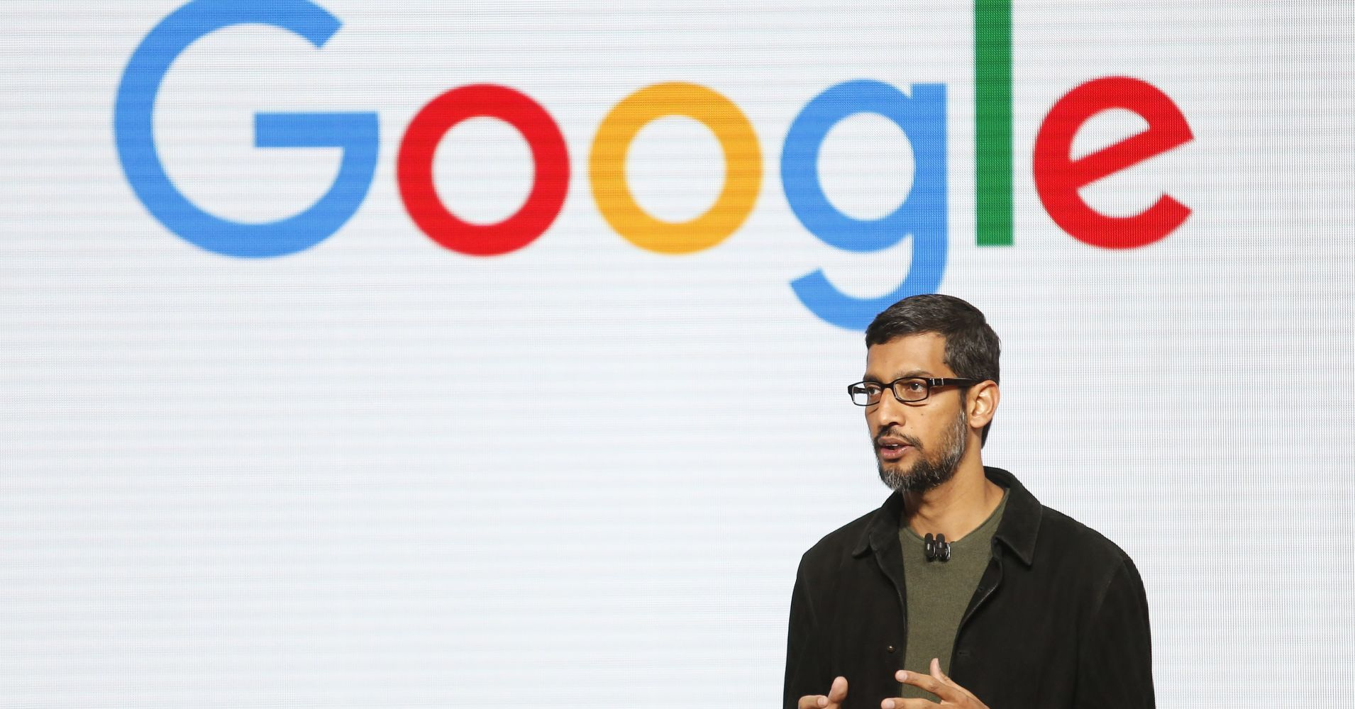 Google CEO Sundar Pichai's 11 Year Old Son Mines Ethereum On