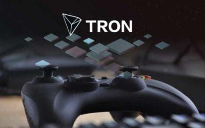 Tron Unveils plans to Invest $100 million in Blockchain Gaming Fund