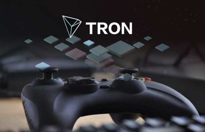 Tron Unveils plans to Invest $100 million in Blockchain Gaming Fund