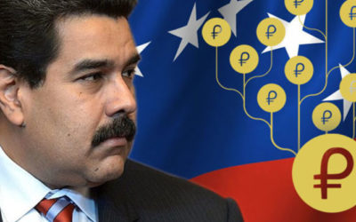 Venezuela's Petro Cryptocurrency Recognized As Legal Tender
