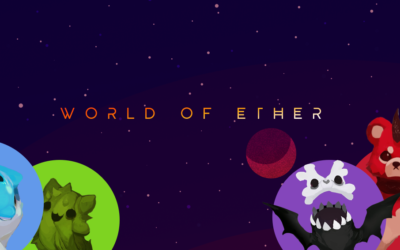 World of Ether Goes Live on Ethereum Mainnet, Soon Becoming Top Ranked Crypto Game