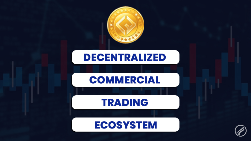 CryptFill Coin – Decentralized Commercial Trading Ecosystem