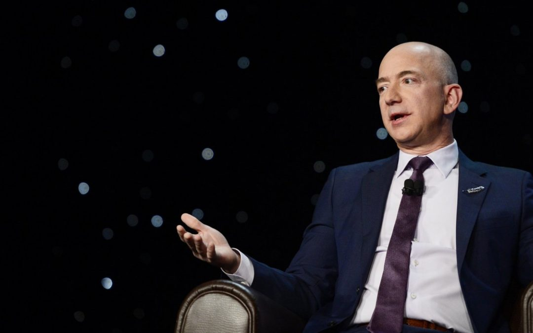 Amazon Founder Jeff Bezos Will Trigger Next Crypto Bull Run, Expects Binance CEO CZ