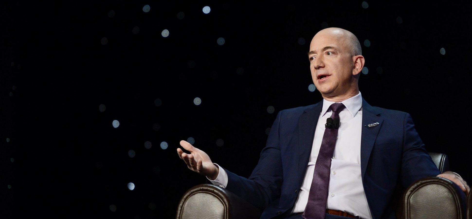 Jeff Bezoa| Amazon | Crypto Bull |Binance CEO CZ