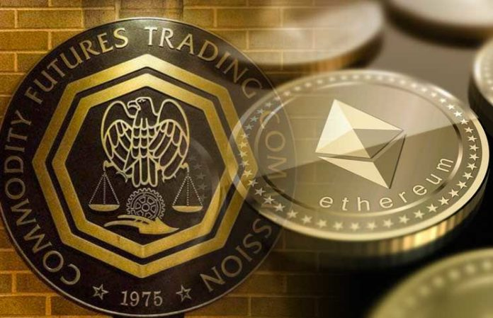 CFTC | Public Comments | Ethereum Blockchain