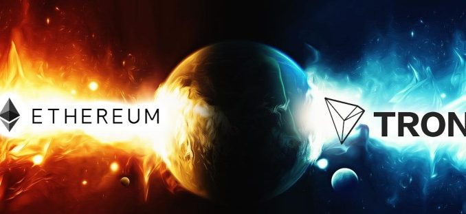 Tron | Ethereum | EOS | Weiss Rating | Justin Sun