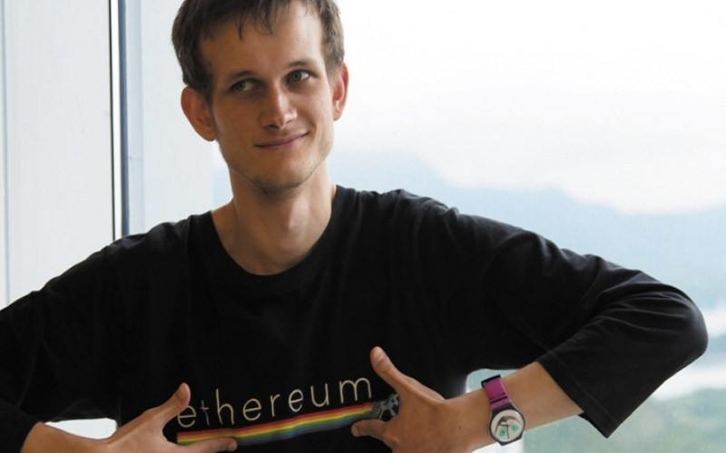 Ethereum Co-Founder Vitalik Buterin Awarded With Honorary PhD By Swiss University