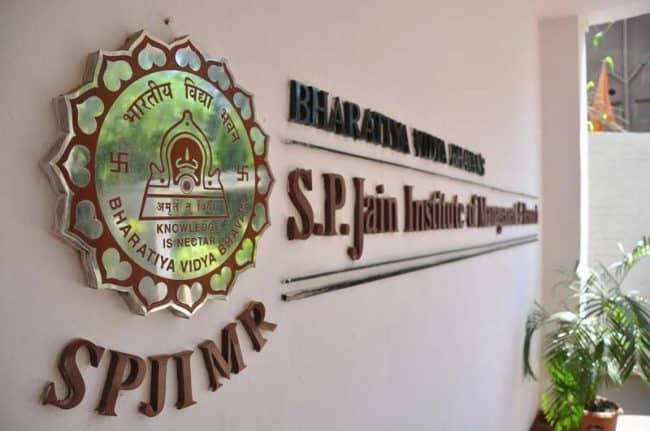 India | SP Jain College | Degree | Certificate | Blockchain | Ethereum Blockchain