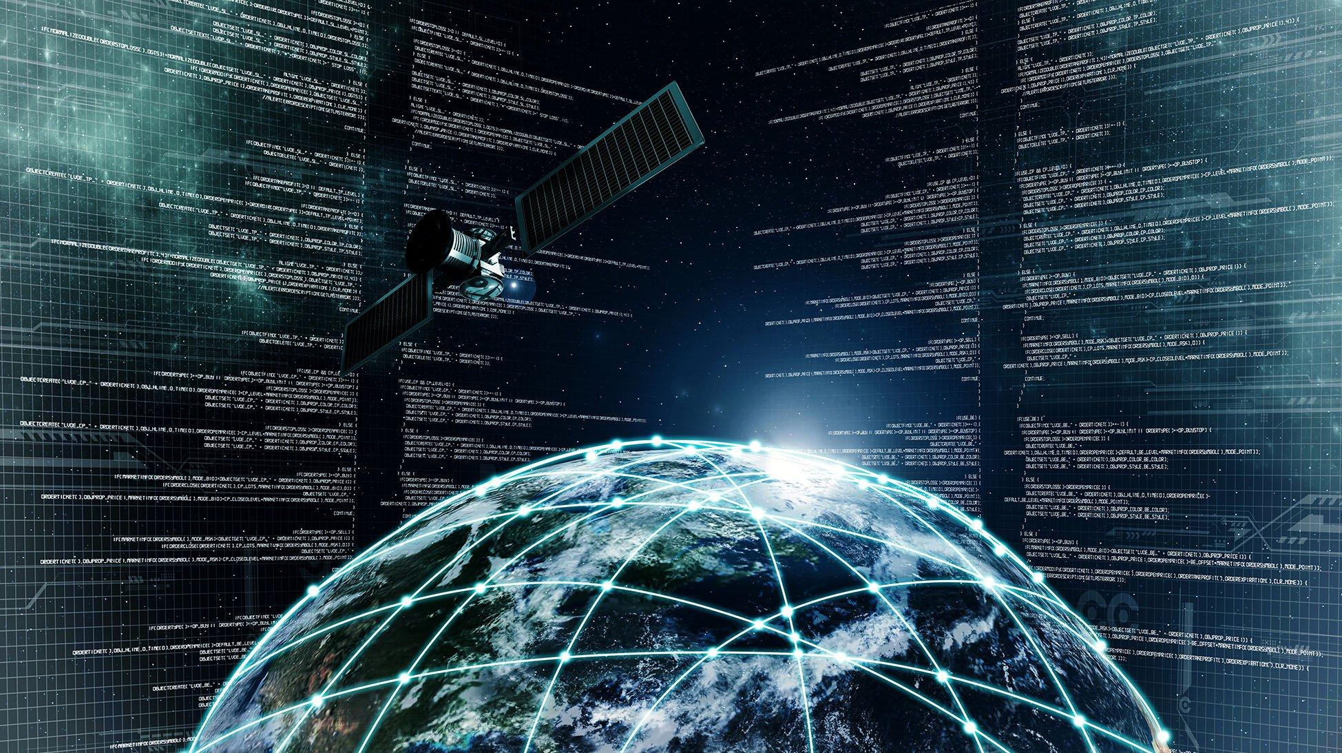 Blockstream | Blockchain | Bitcoin | Blockchain Satellite