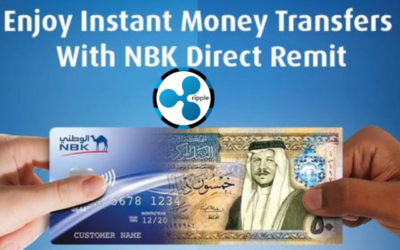 Ripple News: National Bank Of Kuwait Launches Instant Cross-Border Payments With RippleNet
