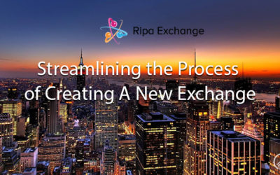 Ripa- Streamlining the Process of Creating A New Exchange