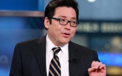 Tom Lee Claims The Fair Value For Bitcoin Should Be Between $13,800 and $14,800
