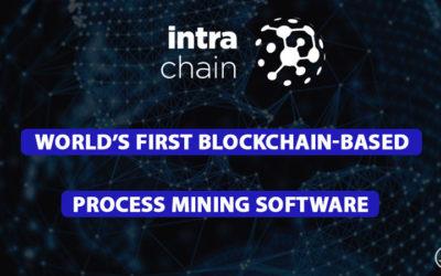 Intrachain – World's First Blockchain-Based Process Mining Software