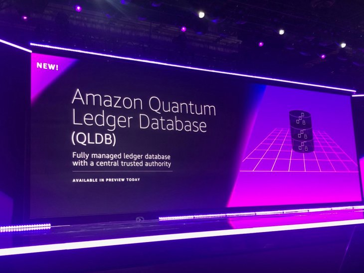 Amazon | Blockchain Quantum Ledger | AWS Managed Blockchain