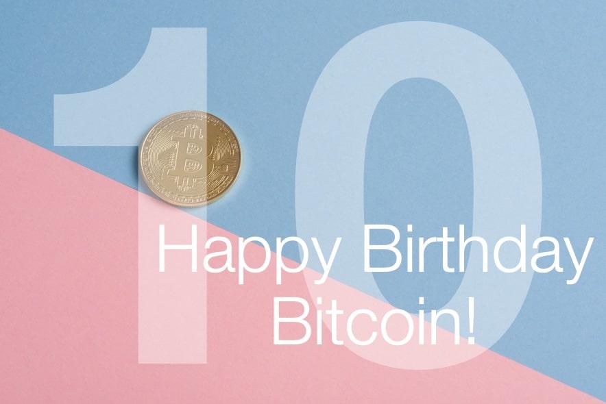 Bitcoin | Bitcoin turns 10 | BitMEX