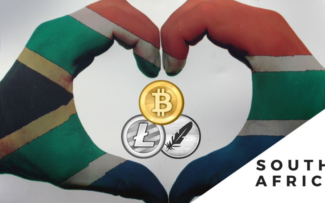 South Africa Will Soon Be Regulating Cryptocurrencies