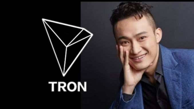 TRON (TRX) Will Be In Top 4 Coins In 2019, Says Tron Founder Justin Sun