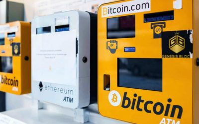 The Number Of Bitcoin ATMs Worldwide Doubled In 2018
