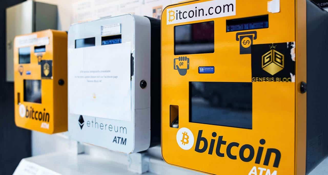 Bitcoin | Bitcoin ATM | Rise in Bitcoin ATMs