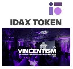 World's First Virtual Opinion Leader Vincent Developed For The Blockchain Is  Unveiled At IDAX To Lead A New Change In The Industry