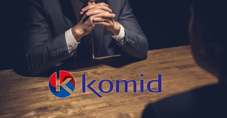 Komid | Cryptocurrency exchange | faking trading volume