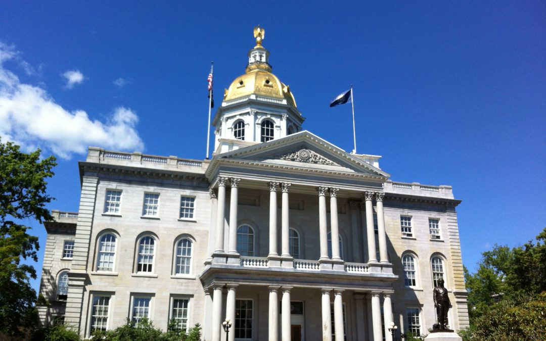 New Hampshire Introduces A Bill To Legalize Tax Payments Using Cryptocurrency