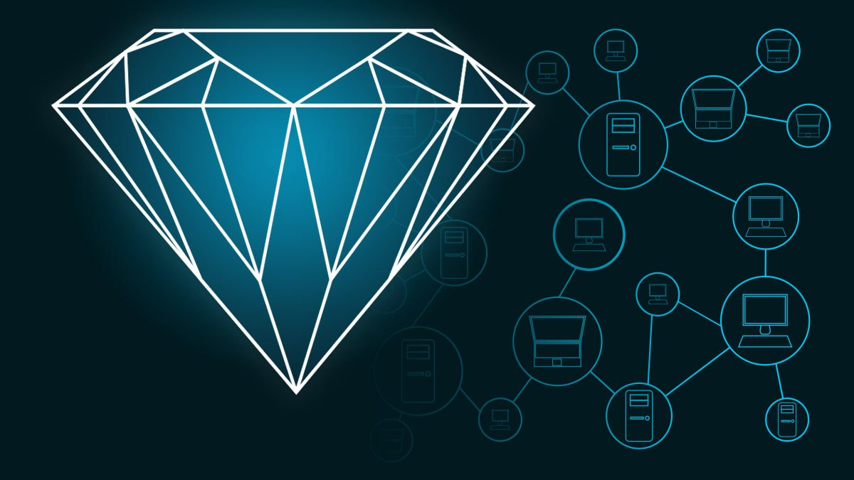 Russia | Blockchain | Diamond | Tracking