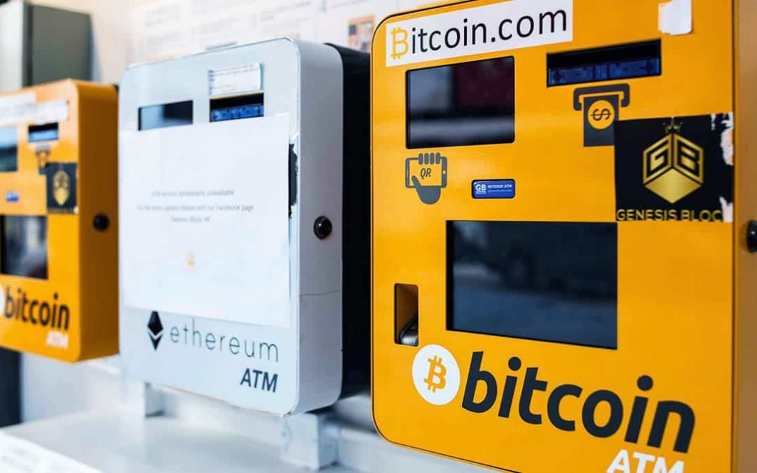 Crypto ATMs Observes 700% Increase In Less Than 3 Years