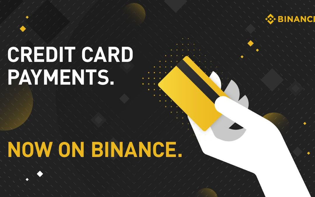 Crypto Exchange Binance To Allow Crypto Purchases Through Debit or Credit Card