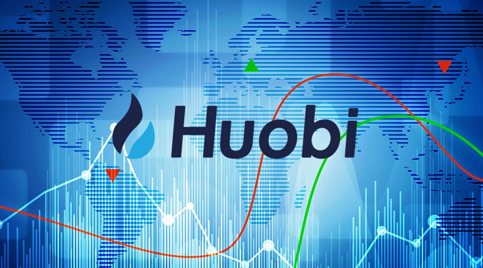 Huobi | Growth | Trading Volumes | Cryptocurrency |Cryptocurrency Trading volumes