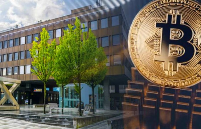 Liechtenstein | Post Office |Cryptocurrency Exchange | Bitcoin