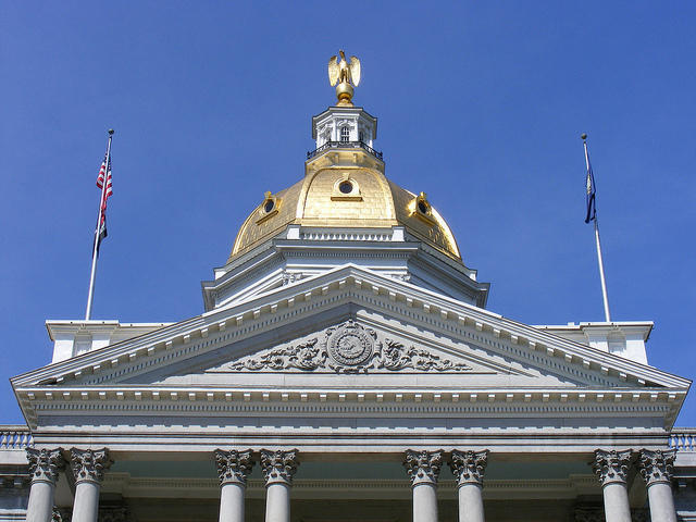 New Hampshire's Crypto Tax Bill Gains Some Early Traction