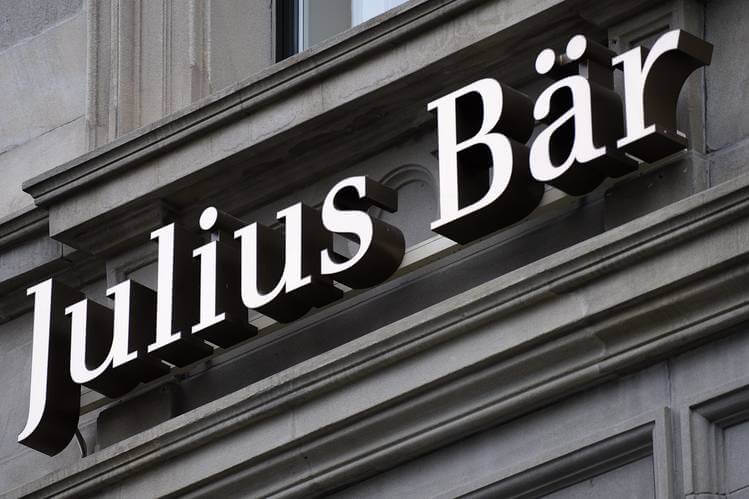 Swiss Bank | Julius Baer | Cryptocurrency