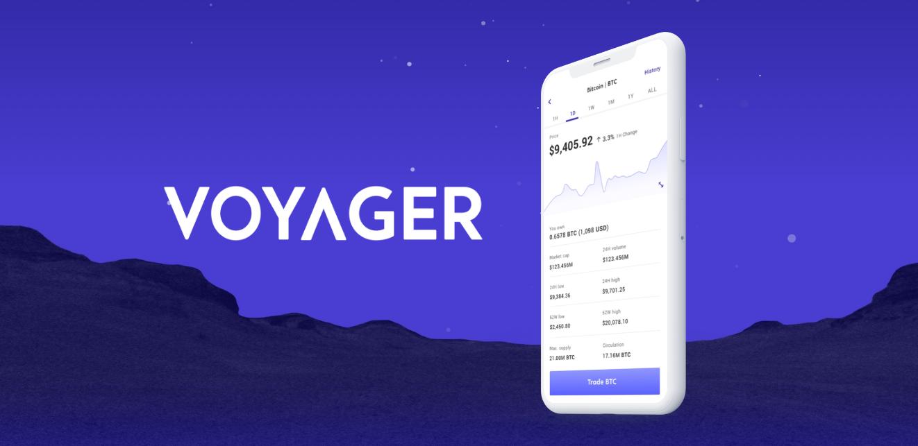 Voyager | Cryptocurrency Brokerage | Public
