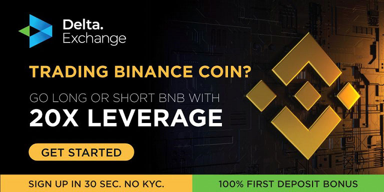 AltSeason is back – Trade XLM & BNB with Leverage on Delta Exchange