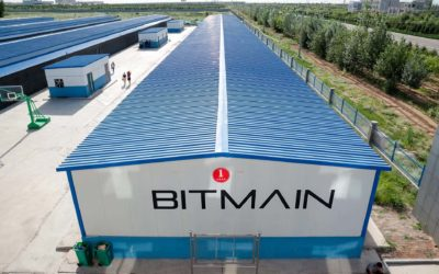 Bitmain Plans To Set-Up 200,000 units of mining equipment in China