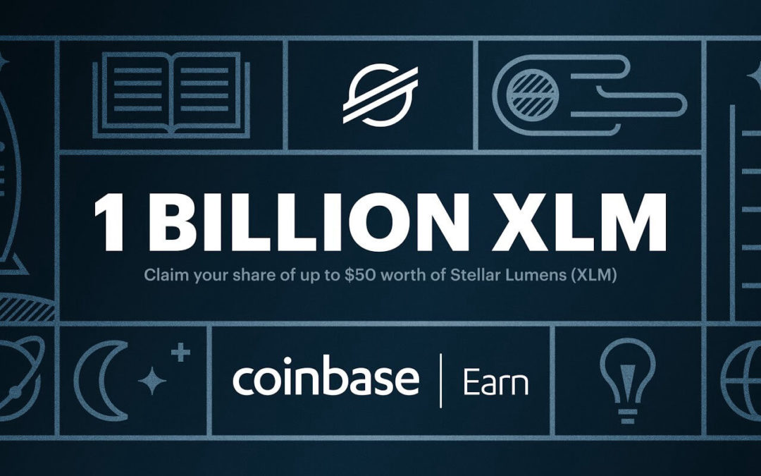 Coinbase Plans A Give Away Over $100 Million In XLM For Users Studying Stellar Protocol