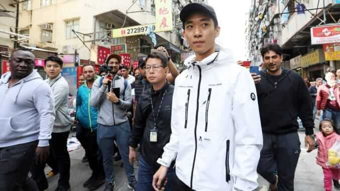Hong Kong | Crypto Mining Fraud | Arrested | Wong Ching-kit