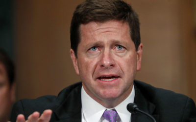 Jay Clayton, Chairman Of US SEC States ETH Is Not a Security In A Letter