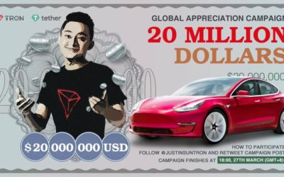 Justin Sun Ends Up In Another Controversy, Following A Waffling On Promised Prizes