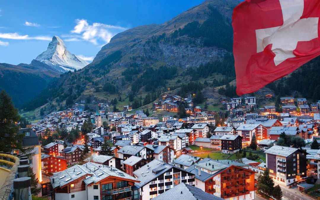 Three Swiss Firms Complete 'First' $3 Million Real Estate Transaction on Blockchain