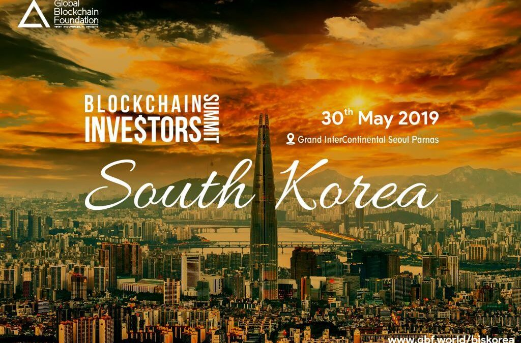 GBF Brings Blockchain Investors Summit to South Korea