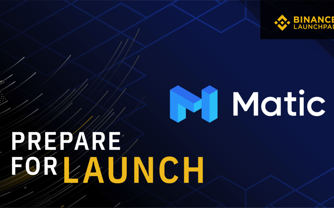 Binance Launchpad Announces Fourth New Token Sale Of MATIC
