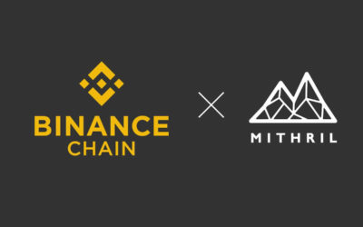 Mithril Becomes The Binance Chain's First Project, Will launch A MITH/USDT Trading Pair